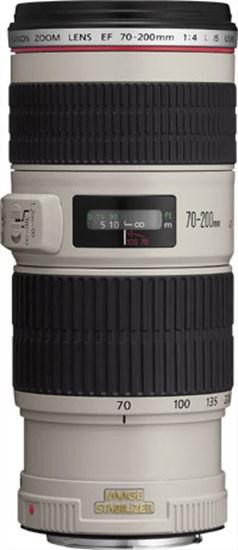 Immagine di Canon EF 70-200 mm f/4L IS USM