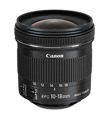 Immagine di Canon EF-S 10-18 mm f/4.5-5.6 IS STM