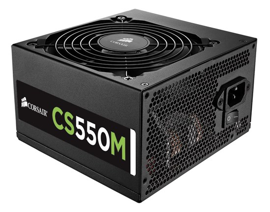 Immagine di Corsair CS550M - CP-9020076-EU