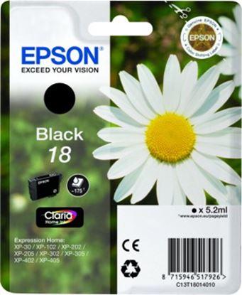 Immagine di Epson C13T18014010 - Cartuccia Margherita Nero