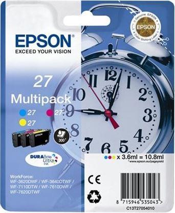 Immagine di Epson C13T27054020 - Multipack Orologio XL