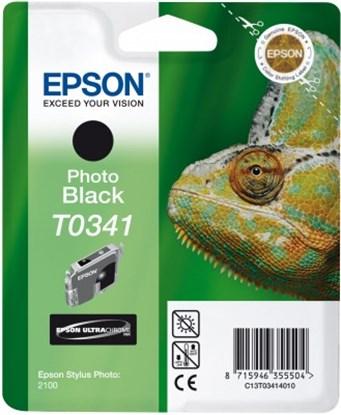 Immagine di Epson C13T03414020 - Cartuccia Camaleonte Photo Black
