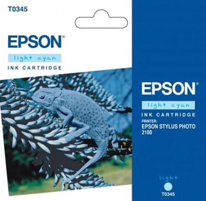 Immagine di Epson C13T034540 - Cartuccia Camaleonte Ciano Chiaro