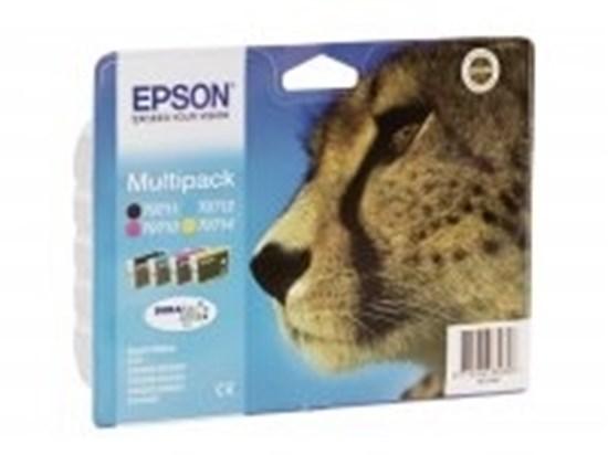 Immagine di Epson C13T071540 - Multipack Ghepardo