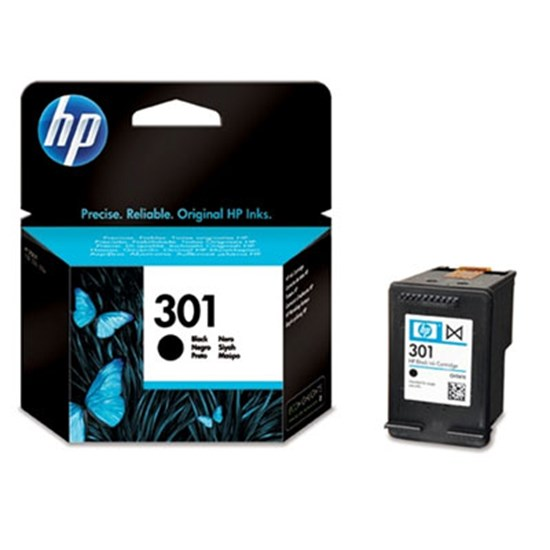 Immagine di HP CH561EE - Cartuccia nero cod. 301