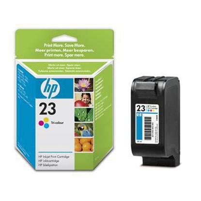 Immagine di HP C1823DE - Cartuccia colore cod. 23