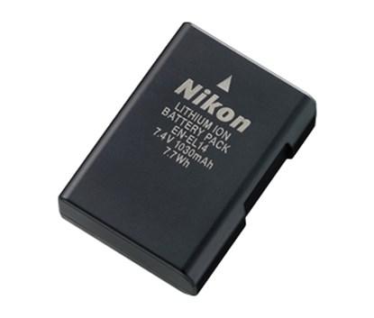 Immagine di Nikon EN-EL14A - Batteria ricaricabile
