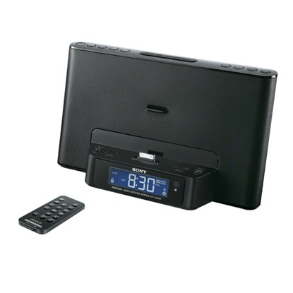 Immagine di Sony ICF-DS15iP - Personal Audio Docking System per Ipod/Iphone