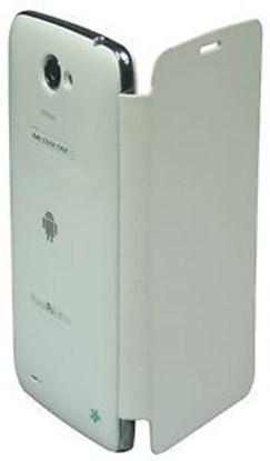 Immagine di Mediacom Flip Case Bianco per PhonePad S500