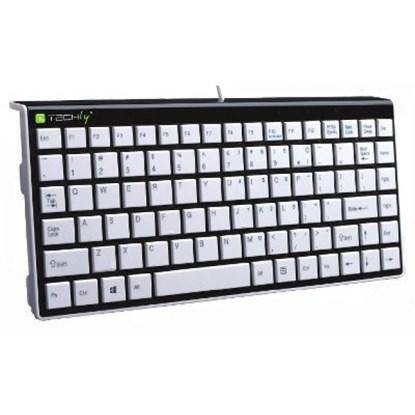 Immagine di Mini tastiera senza tastierino numerico USB