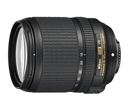 Immagine di Nikkor AF-S 18-140 mm f/3.5-5.6G DX ED VR