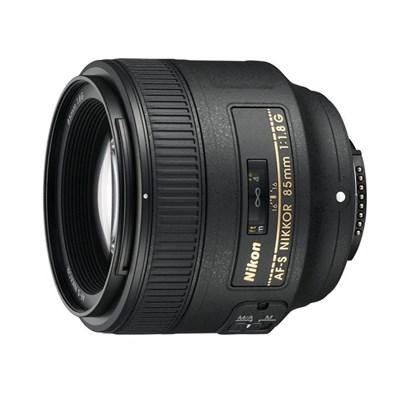 Immagine di Nikkor AF-S 85 mm f/1.8G - Diametro 67 mm