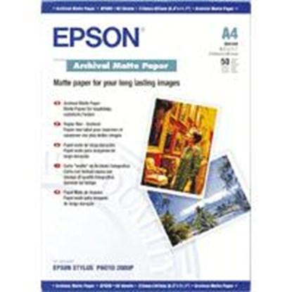 Immagine di Epson C13S041344 - Carta Matte