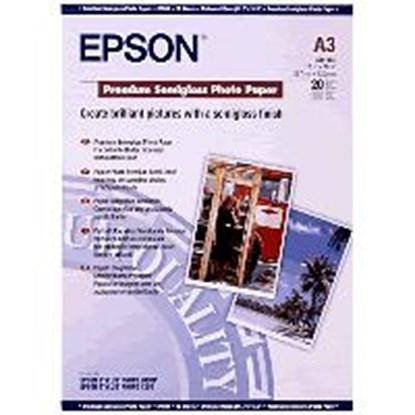 Immagine di Epson C13S041334 - Carta Fotografica Semilucida