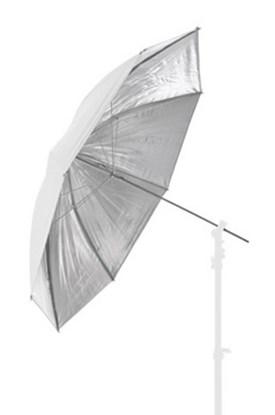 Immagine di Lastolite LL LU4531- Ombrello Reversibile Argento / Bianco  - 100 cm