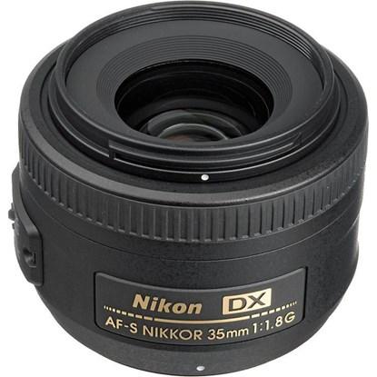 Immagine di Nikkor AF-S 35 mm f/1.8G DX