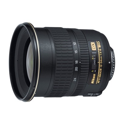 Immagine di Nikkor AF-S 12-24 mm f/4 G IF ED DX