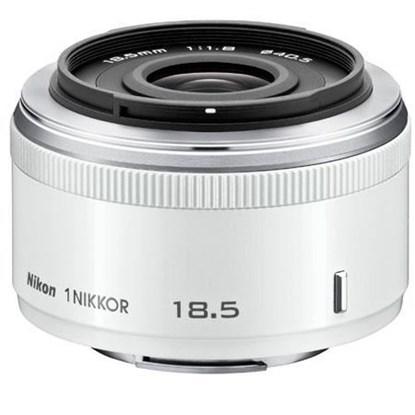 Immagine di Nikkor 1 VR 18,5 mm f/1.8 Bianco