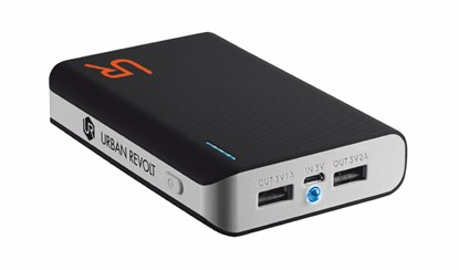 Immagine di Urban Revolt 20070 - PowerBank 8800 Portable Charger - black