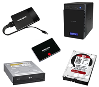 Hard Disk & Storage