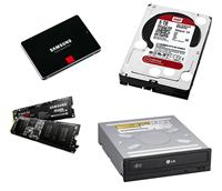 HDD - SSD - MASTERIZZATORI