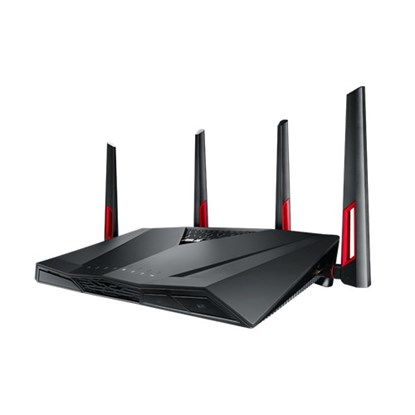 Immagine di Asus RT-AC88U - Router Gigabit Dual Band Wireless
