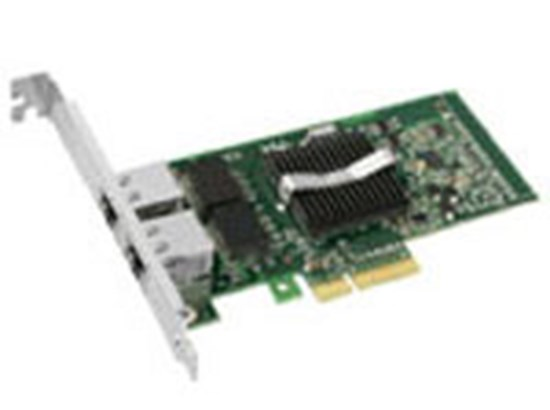 Immagine di Intel Pro1000/PT Dual Port server adapter