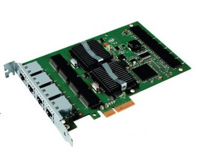 Immagine di Intel Pro 1000/PT Quad Port server adapter