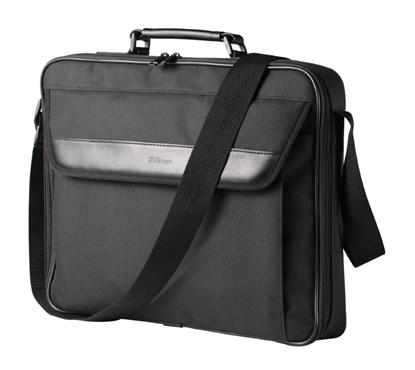 "Immagine di Trust 21080 - Atlanta Carry Bag for 16"" laptops - black"