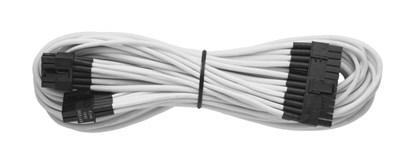 Immagine di Corsair Individually Sleeved AXI/RM/HXi ATX 24pin (Gen.2) - Bianco
