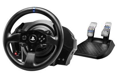 Immagine di Thrustmaster T300 RS Racing Wheel - PC-PS3-PS4