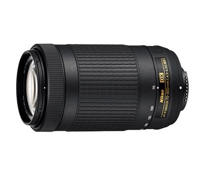Immagine di Nikkor AF-P DX 70-300 mm f/4.5-6.3G ED