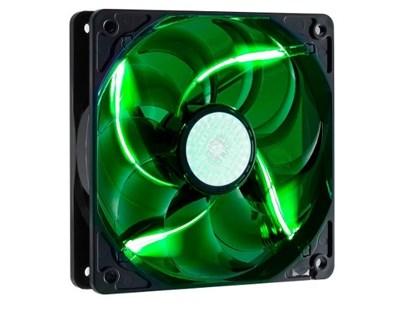 Immagine di Cooler Master R4-L2R-20AG-R2 - SikleFlow Fan 120 2000 rpm Green Led