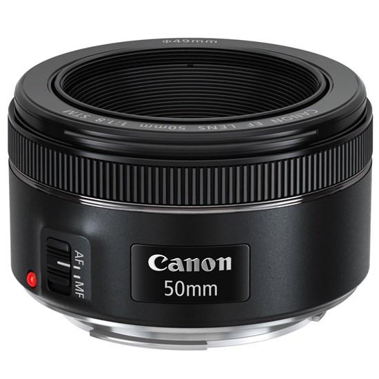 Immagine di Canon EF 50 mm f/1.8 STM