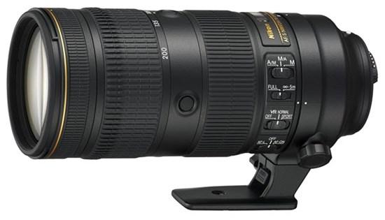 Immagine di Nikkor AF-S 70-200 mm f/2.8E FL ED VR