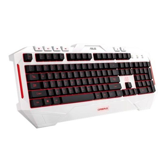 Immagine di Asus Cerberus Arctic Gaming Keyboard