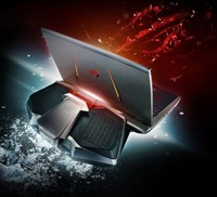 Asus gaming notebook