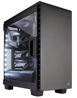 Immagine di Corsair Carbide 400C Nero - CC-9011081-WW