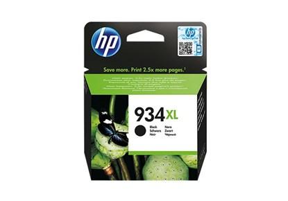Immagine di HP - C2P23AE - Cartucci Nera cod. 934XL