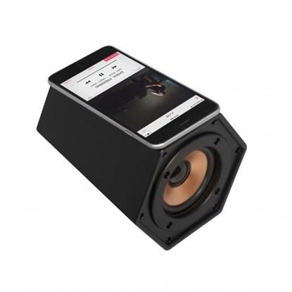 Immagine di Mega Boom Touch Speaker Thumbsup con tecnologia a induzione 5 W