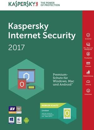 Immagine di Kaspersky Internet Security 2017 3 Utenti 1 Anno Rinnovo - KL1941TBCFR
