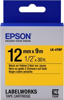 Immagine di Epson C53S654008 - Nastro LK4BYP