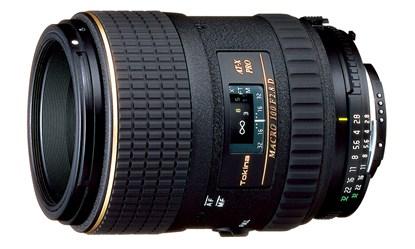 Immagine di Tokina AT-X 100 mm  f/2.8 Macro Pro D-Fx per Canon + Filtro Hoya Protector
