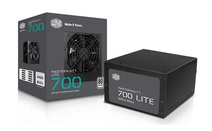 Immagine di Cooler Master MasterWatt Lite 700W - MPX-7001-ACABW
