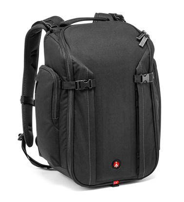 Immagine di Manfrotto MP-BP-20BB - Zaino 20 piccolo per laptop, reflex, obiettivi, nero