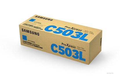 Immagine di Samsung - CLT-C503L/ELS - Cartuccia toner Ciano da 5.000 pagine