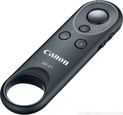 Immagine di Canon BR-E1 - Telecomando Scatto remoto senza fili 77D/800D