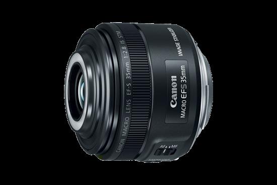 Immagine di Canon EF-S 35mm f/2.8 Macro IS STM
