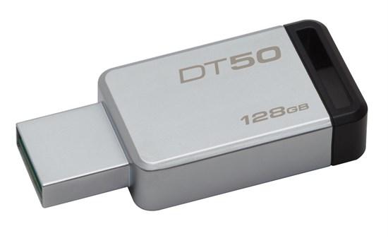 Immagine di Flash pen drive Kingston 128 GB - Usb 3.0 - DT50/128GB