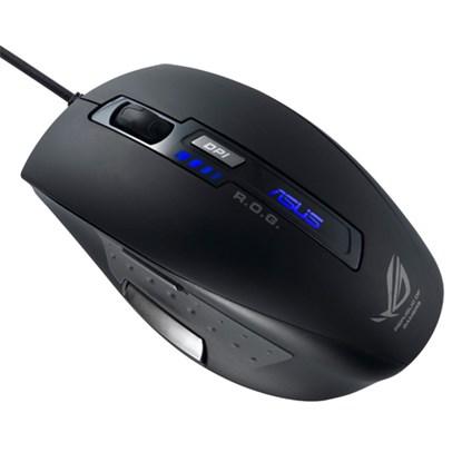 Immagine di Asus ROG GX850 - Mouse Gaming ottico nero